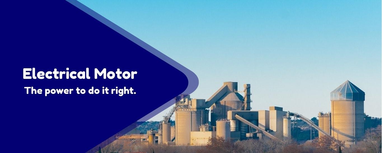 Supplier distributor of the industrial electrical motor in Porbandar Gujarat India
