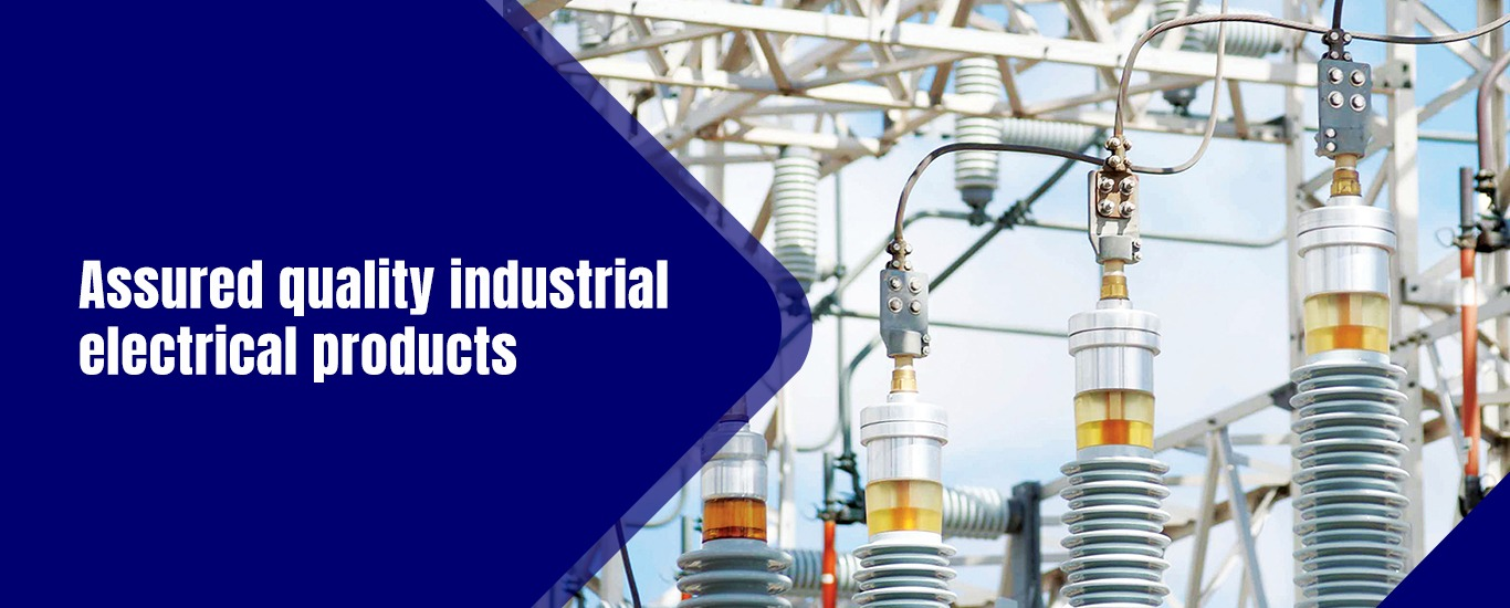 Industrial electrical products manufacturer supplier in Porbandar Gujarat India