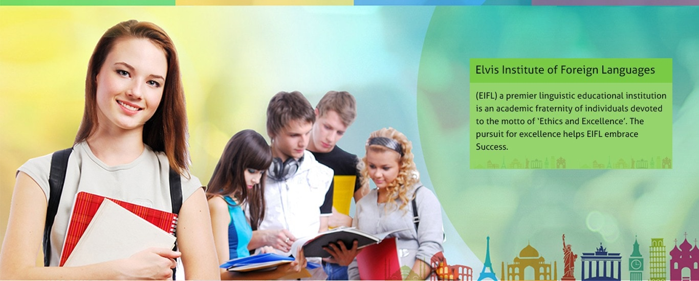Elvis Institute Of Foreign Languages - Foreign Language Classes and Foreign Education Entrance Exam Coaching in Model Town , Hoshiarpur