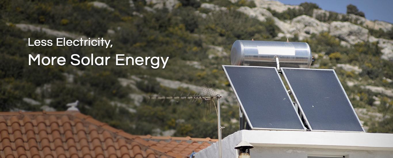 Abhishek Enterprises - Solar Energy System Dealer in Alkapuri, Vadodara