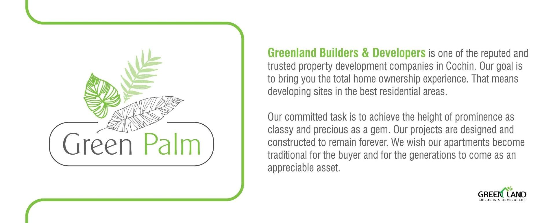 Green Land Builders & Developers - Builder and Developer Agency in Aluva, Ernakulam