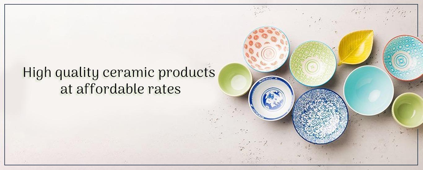 U. G. Ceramics - Ceramic Products Dealer in Khurja, Bulandshahr