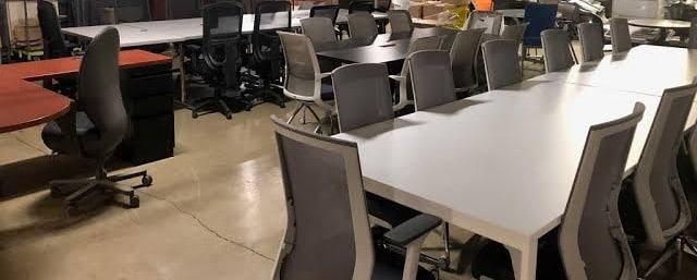 Blackdot Scrap And Old Office Furnitures - Second Hand Furniture Dealer in Noida Sector 94, Noida