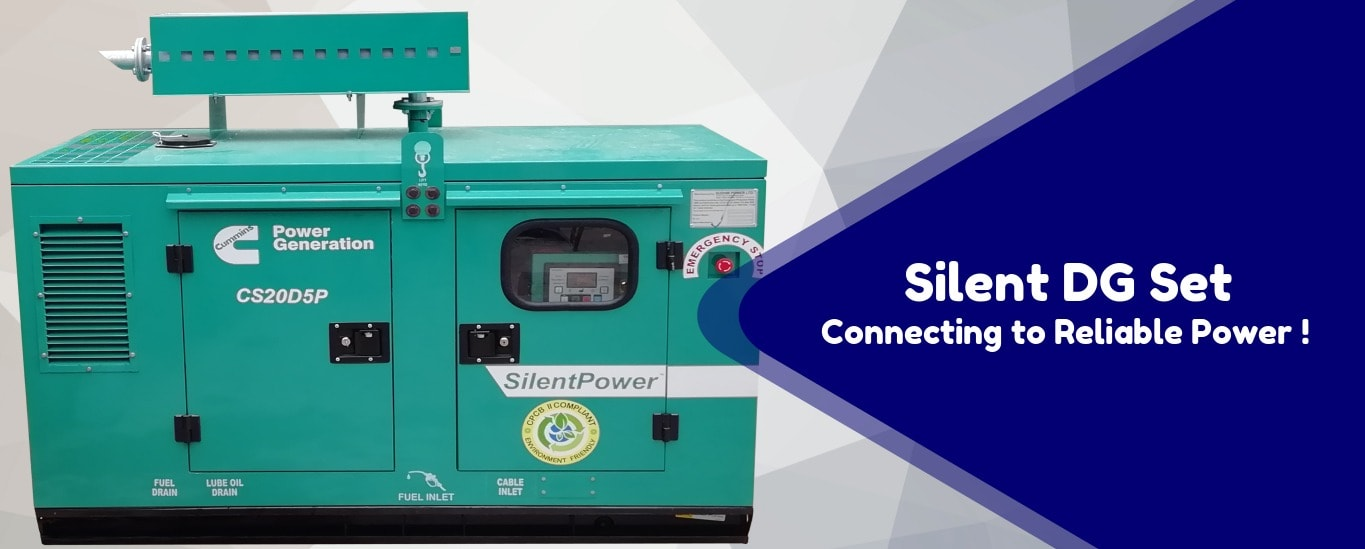 Supplier Distributor of Sudhir Cummins silent diesel generator in Porbandar Gujarat India