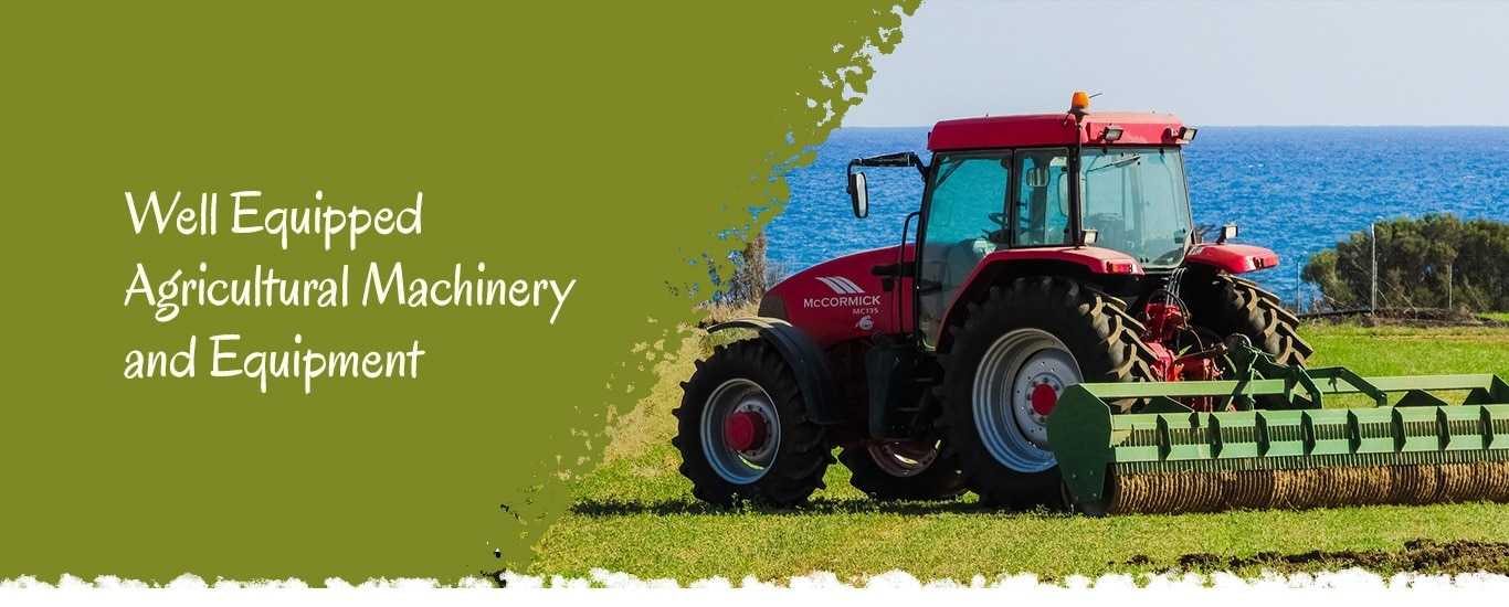 Raja Enterprises - Farm Machinery and Equipment and Garden Tools and Equipment in Ahmedgarh