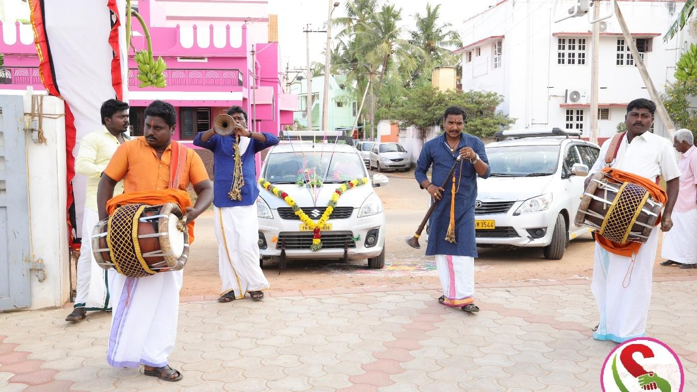 Nathaswaram, Melam, Gettimelam