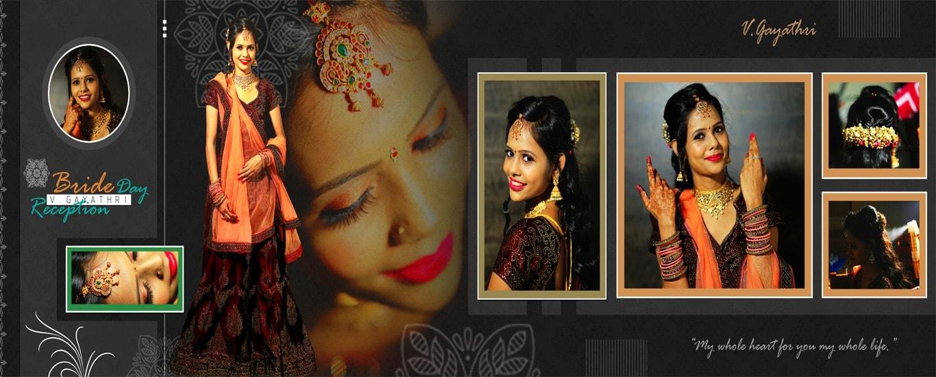 Bridal Makeup, wedding decoration