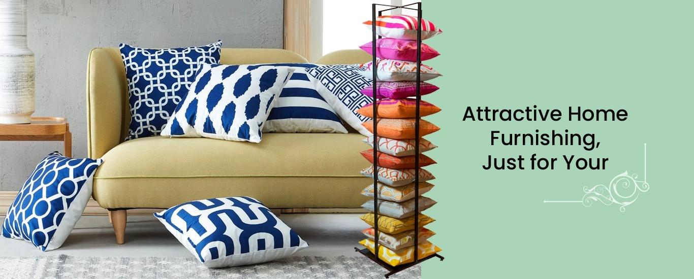Kiran Handloom - Home Furnishing Manufacturer in Katargam, Surat